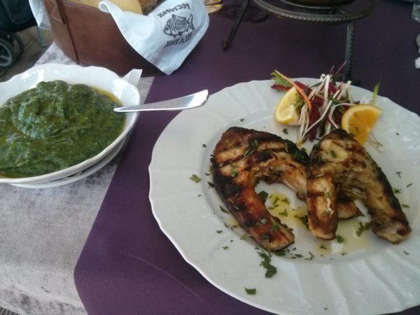 Restaurant Šaran.